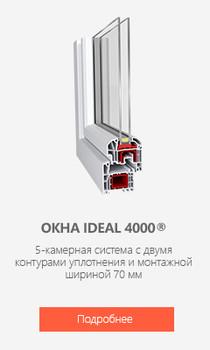 окна ideal 4000